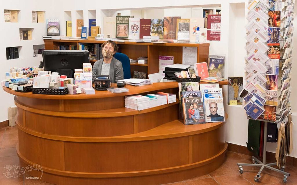 Az új üzlet a Kálvin tér közelében, a Ráday u. 3. szám alatt található